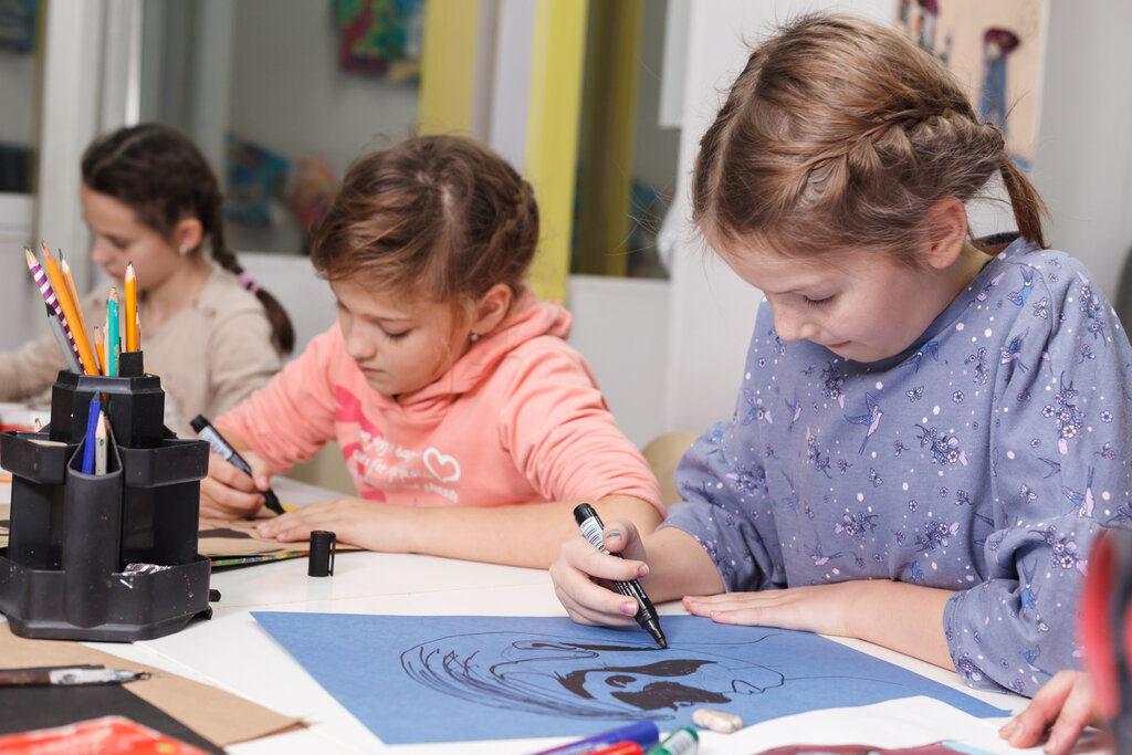 Школа дизайна для детей