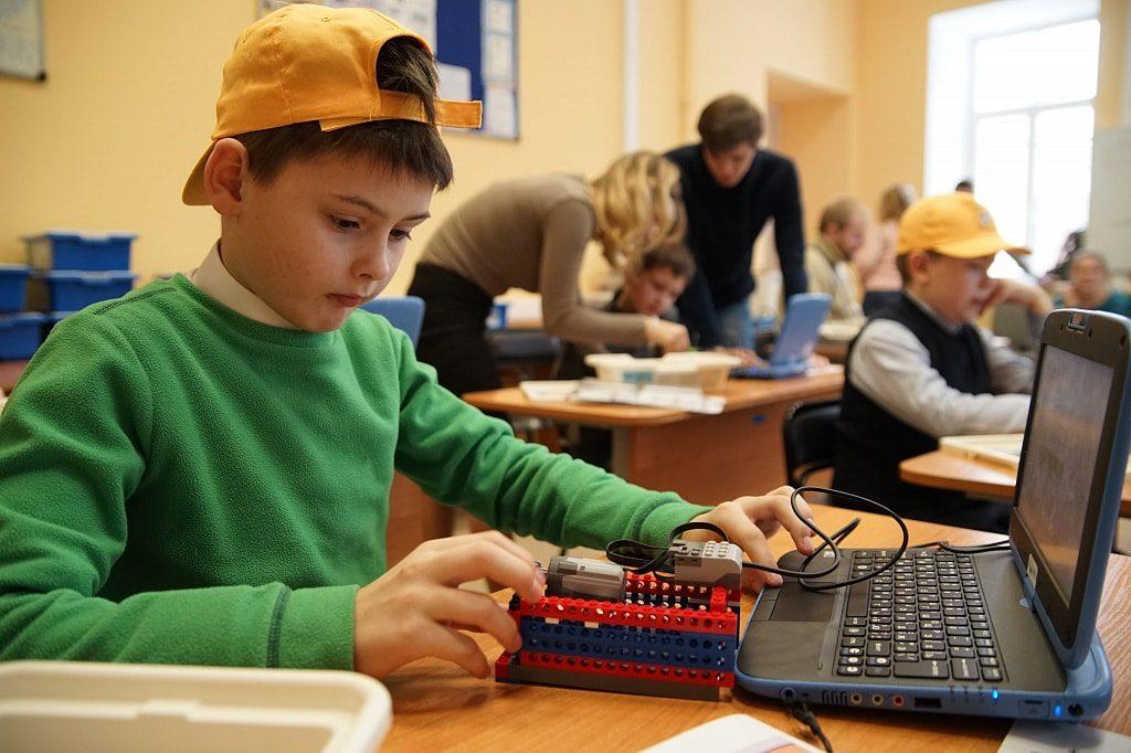 Школа программирования для школьников