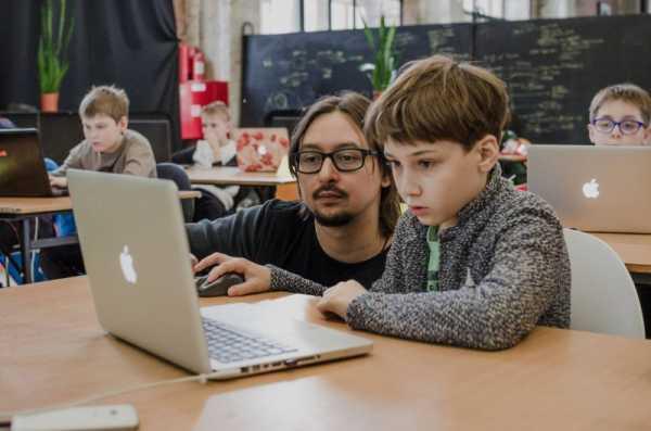 Школа программирования для детей в СПБ