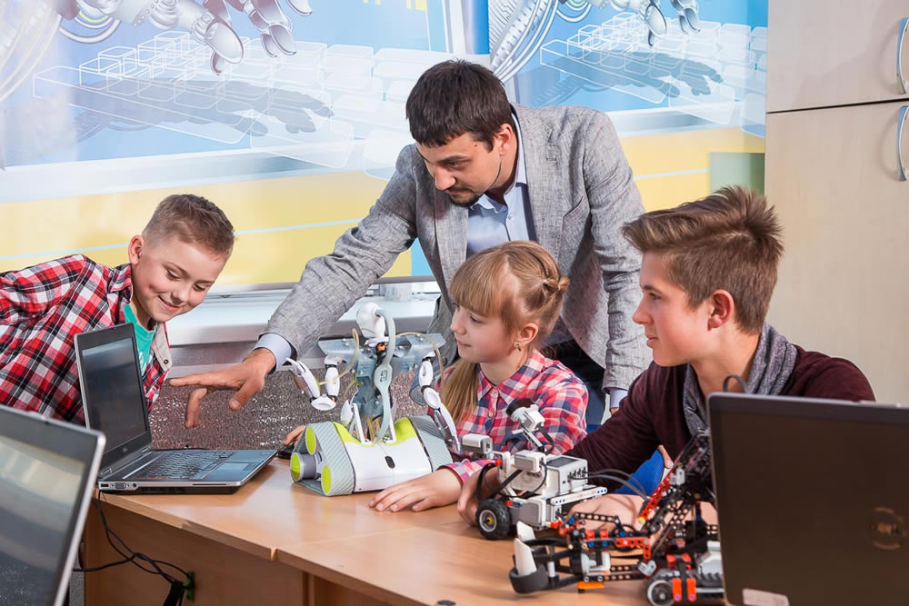 Программирование для детей в СПБ