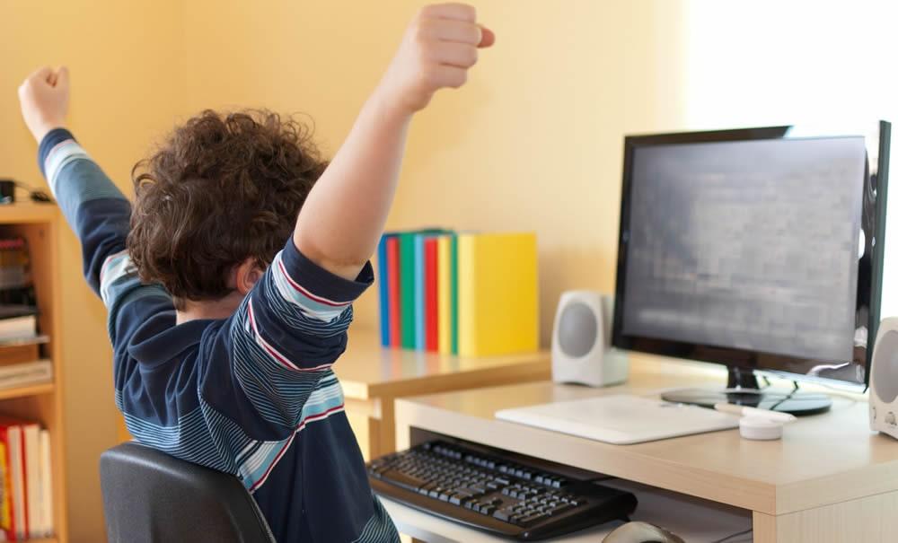 Успевайте записывать детей на удаленные занятия!