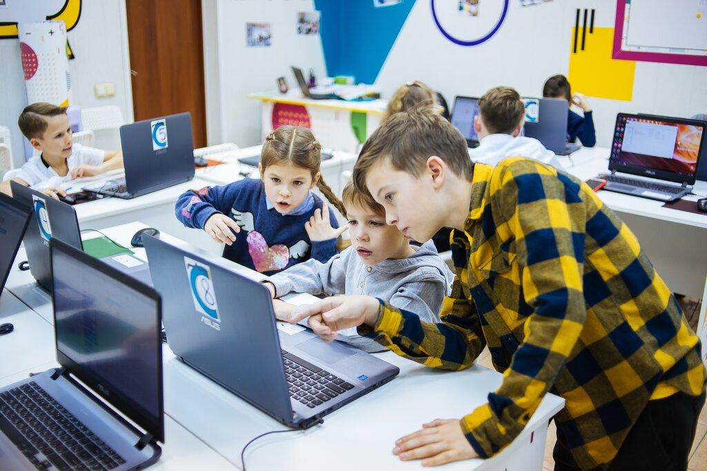 Курс по основам программирования для детей
