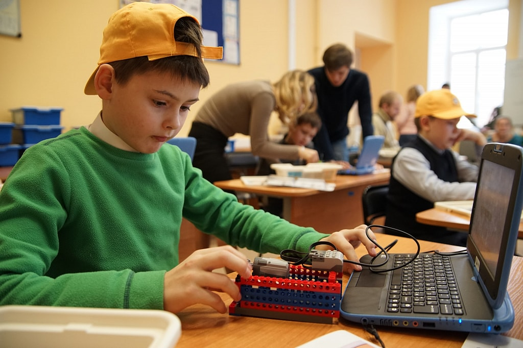 Веб программирование для детей