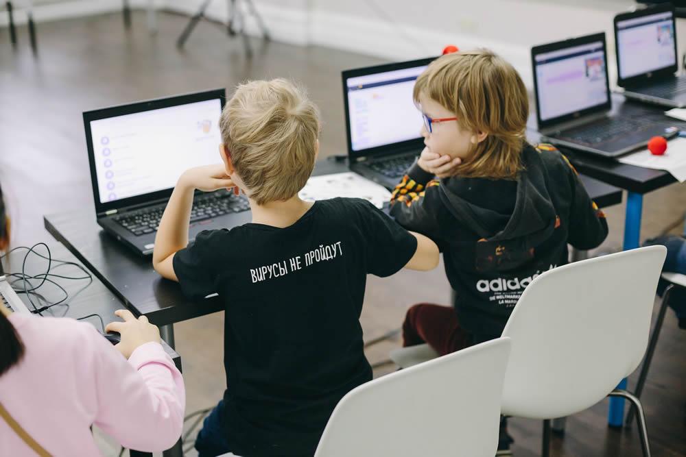 Web дизайн, программирование для школьников в Новосибирске