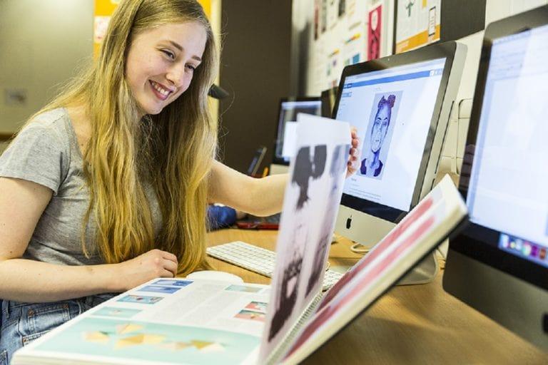 Графический дизайн, обучение для детей