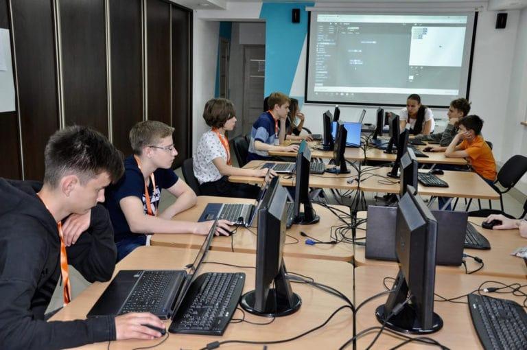 Курсы программирования с нуля для школьников
