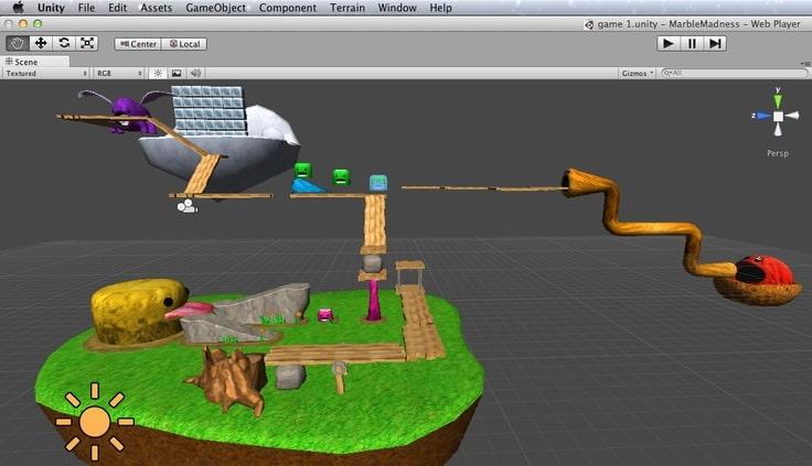 Создание игры в HYPERLINK обучение детей