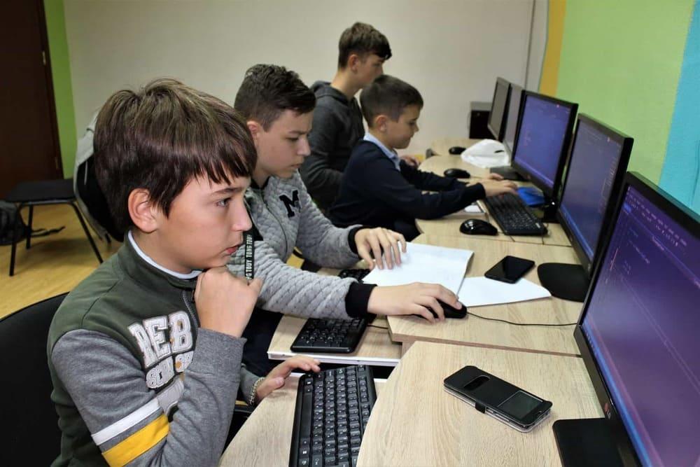 Курсы веб программирования для детей