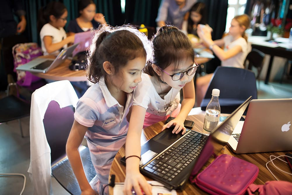 Школа разработки сайтов для детей
