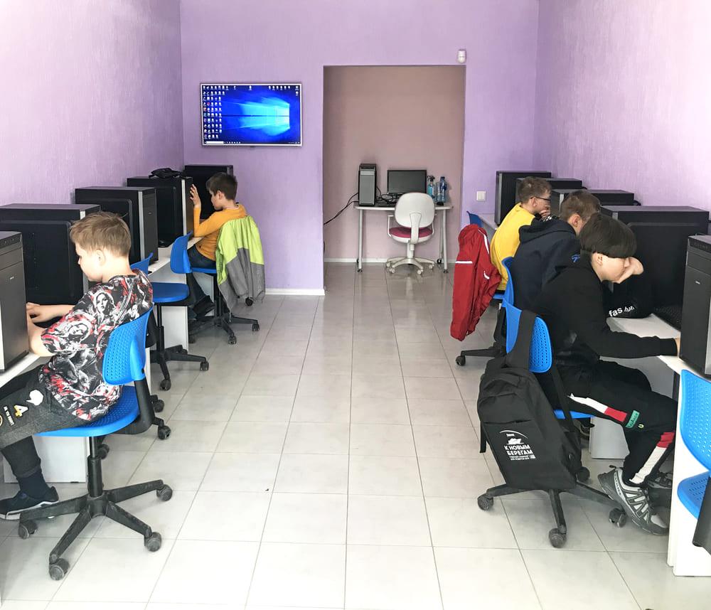Создание сайтов html css, обучение детей