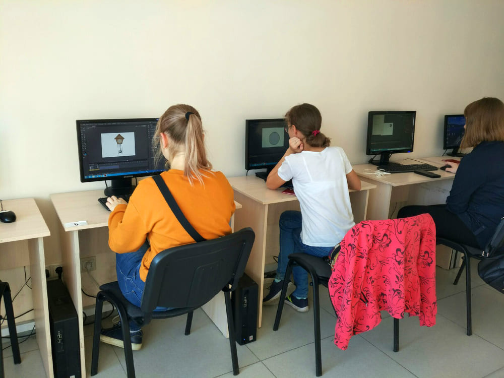 Курсы программирования на C# для детей