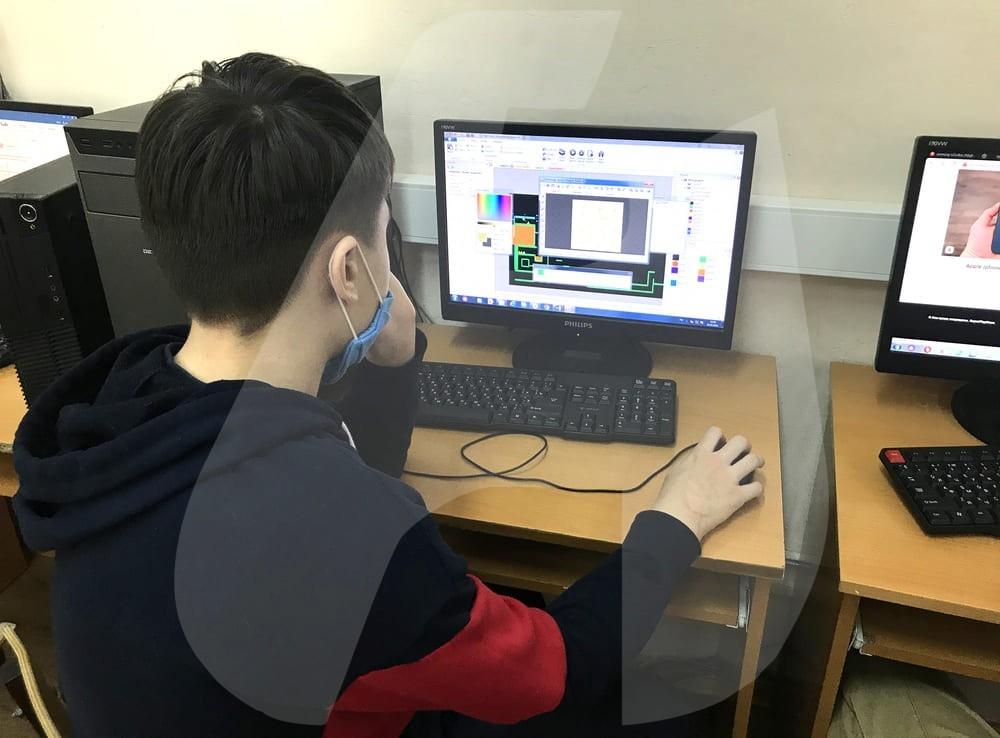Детская школа компьютерной графики