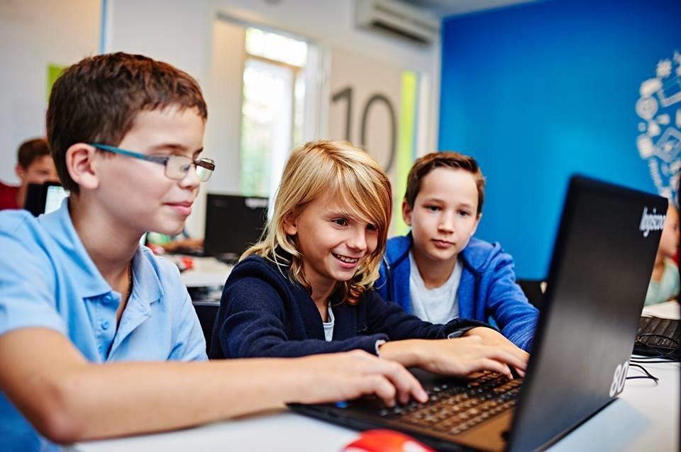 Компьютерные курсы для детей в Новосибирске