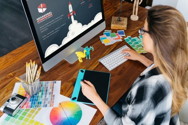 Курсы дизайна для школьников